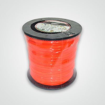 Weed Eater Square Replacement String Trimmer Line Grass Trimmer 2.65mm 350m