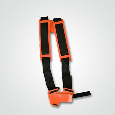 Strimmer Shoulder Harness Strap For Brush Cutter Trimmer with Carry Hook